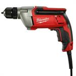 0240-20 Milwaukee 3/8^ Corded Drill, 0-2800 RPM