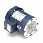 110177.00 Leeson 3/4HP Special Voltage Electric Motor, 1725RPM