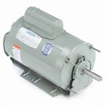 111322.00 Leeson 3/4HP 2-Winding Agricultural Fan Duty Electric Motor, 1075RPM