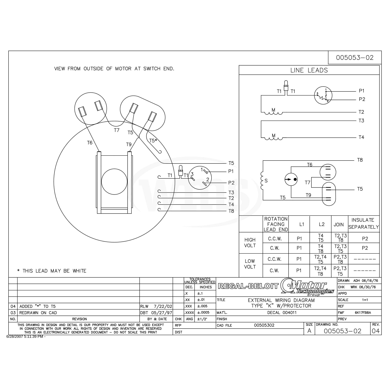111330.00 Leeson 1.5HP Ag-Duty Grain Stirring Electirc