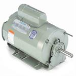 111919.00 Leeson 1/2HP 2-Winding Agricultural Fan Duty Electric Motor, 825RPM