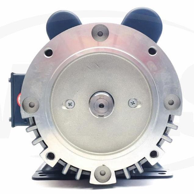 120554C 5HP Leeson Electric Motor W/C-Face