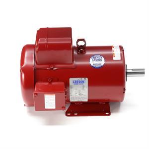 5hp Leeson Farm Duty Electric Motor