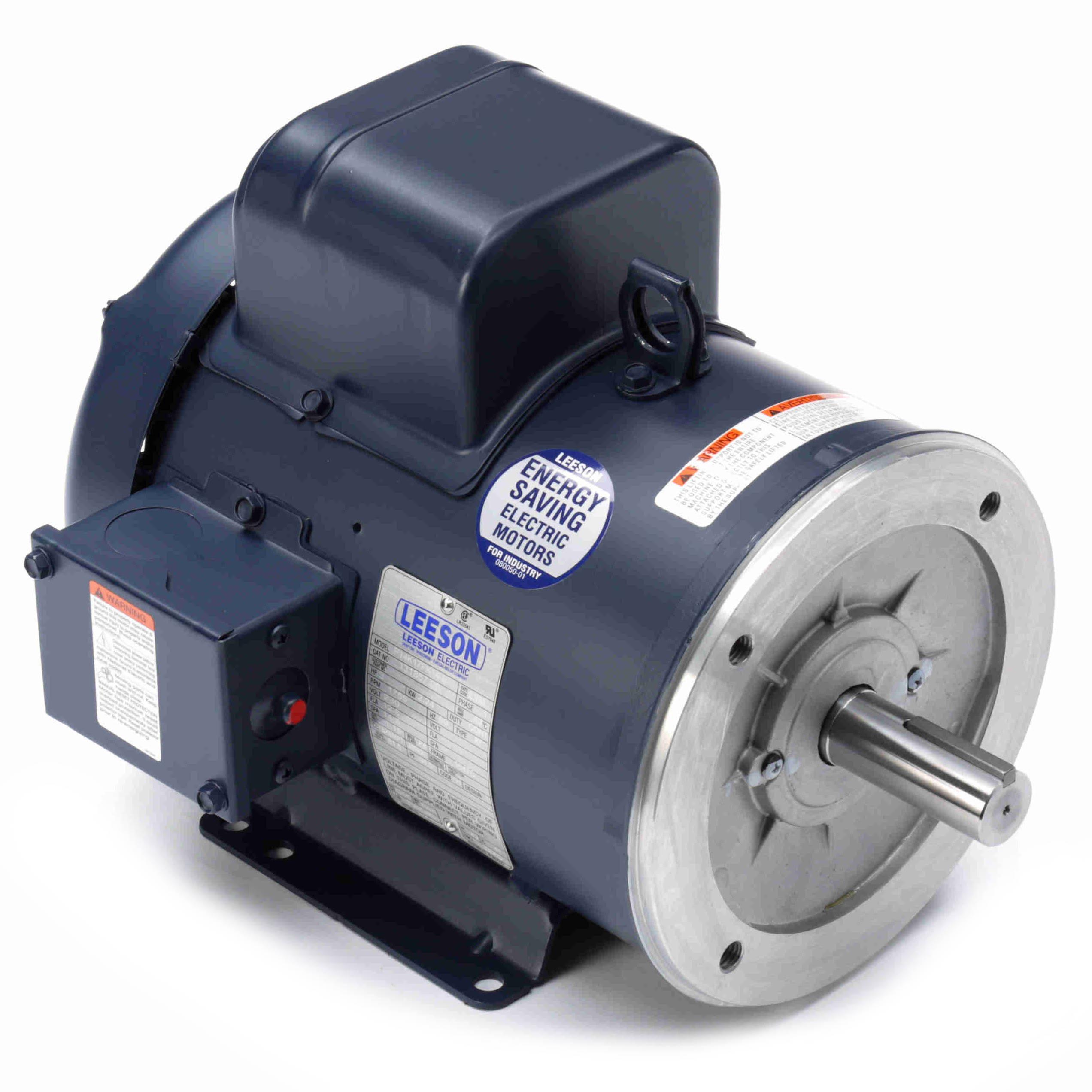 13185700 Leeson 3hp Electric Motor 1800rpm Wiring Diagram General On 1