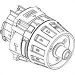 14-29-0037 Milwaukee 2704 Gear Box Assembly