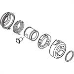 14-46-1064 Milwaukee LG Quick-Loc Blade Clamp Kit