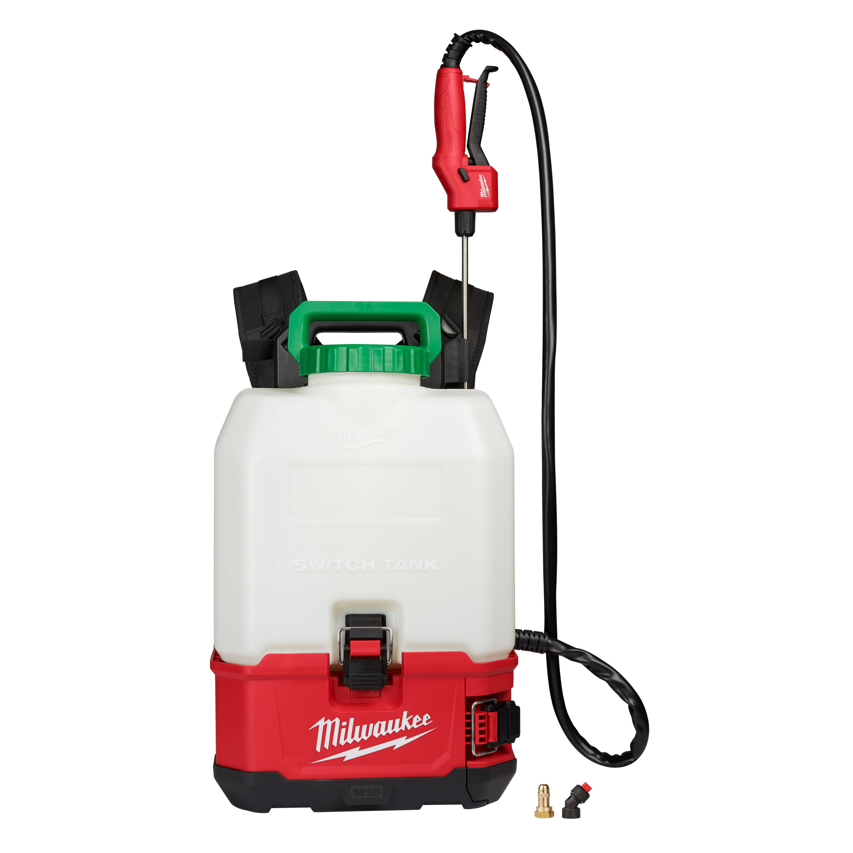 2820-20PS Milwaukee M18™ SWITCH TANK™ Backpack Sprayer