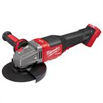 "2980-20 Milwaukee M18 FUEL™ 4-1/2"" - 6"" Braking Grinder Paddle Switch, No-Lock"