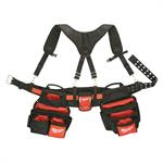 48-22-8120 Milwaukee Contractor Work Belt with Suspension Rig