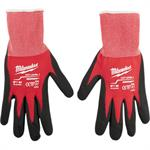 48-22-8901 Milwaukee Dipped Gloves - Medium