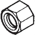 48-68-0031 Milwaukee 1/4^ Collet Nut