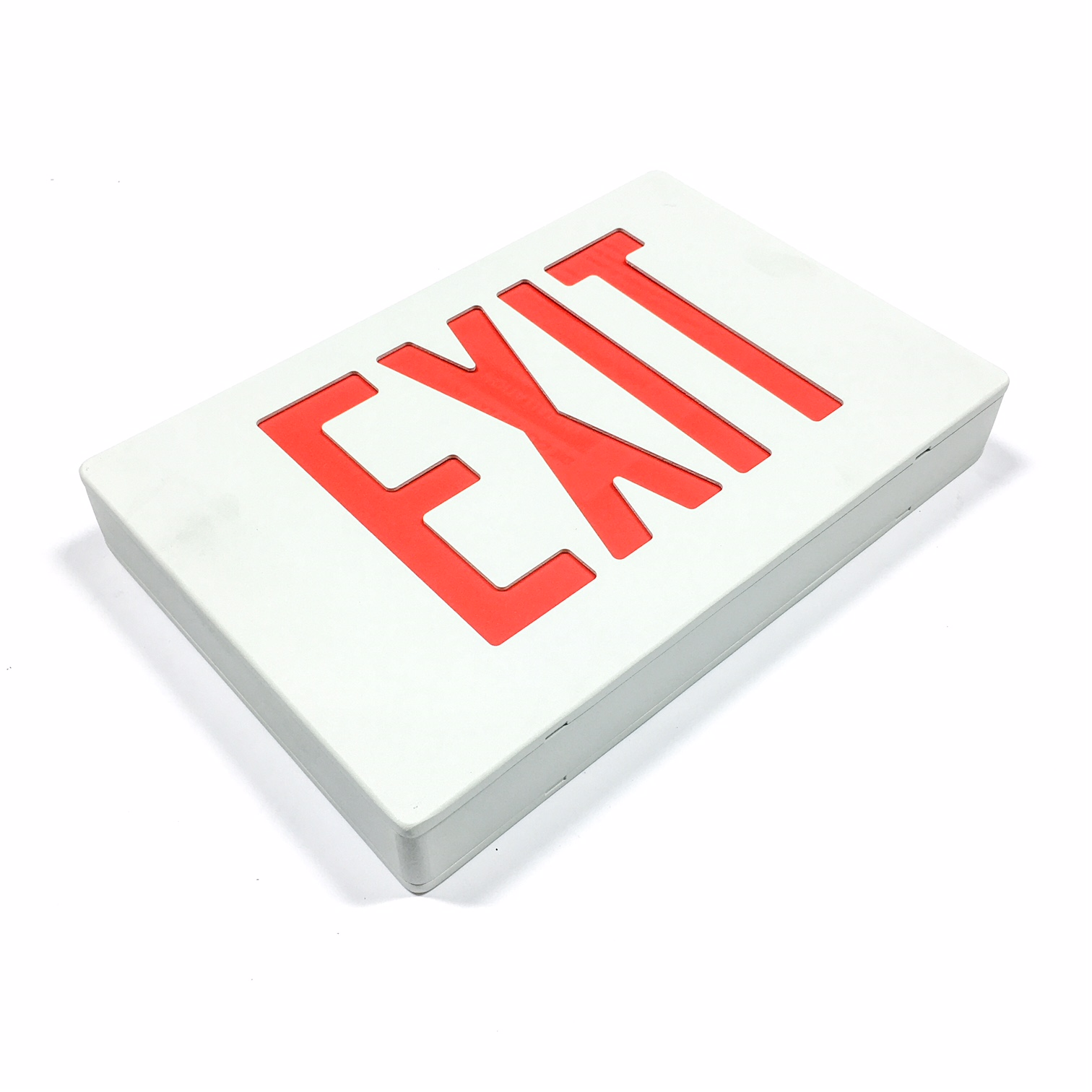 55L3WR Philips Chloride White Exit Sign