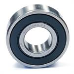 6203-2RS-C3 Timken Ball Bearing, Double Sealed