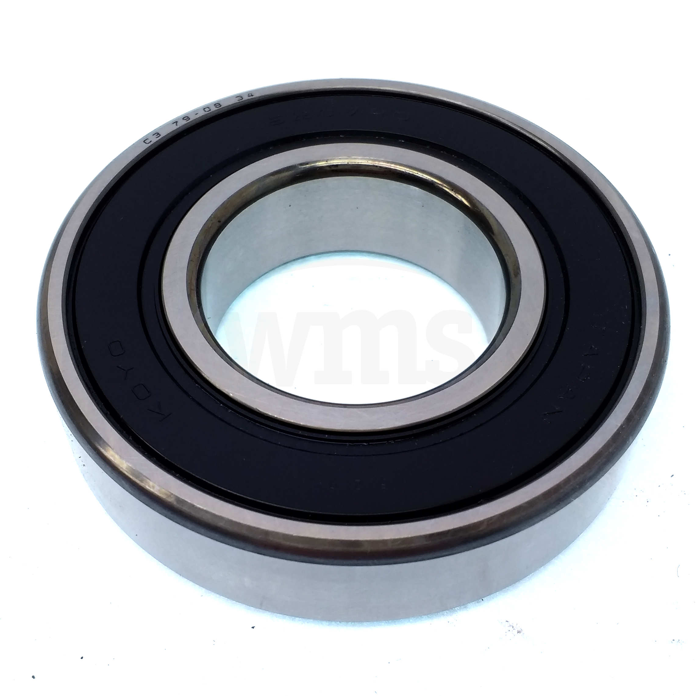 62072RDC3 Koyo Ball Bearing, Rubber Sealed 5