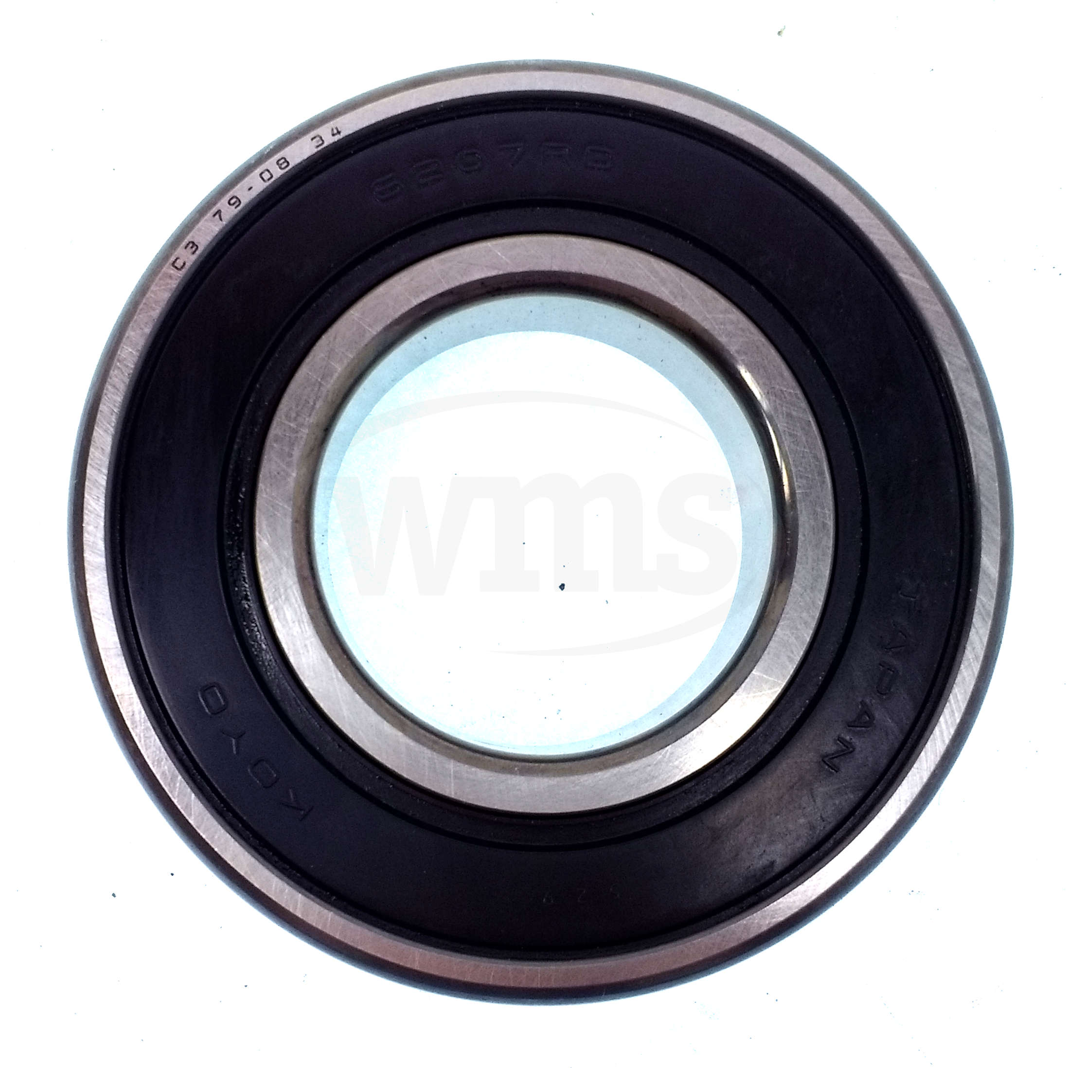 62072RDC3 Koyo Ball Bearing, Rubber Sealed 6