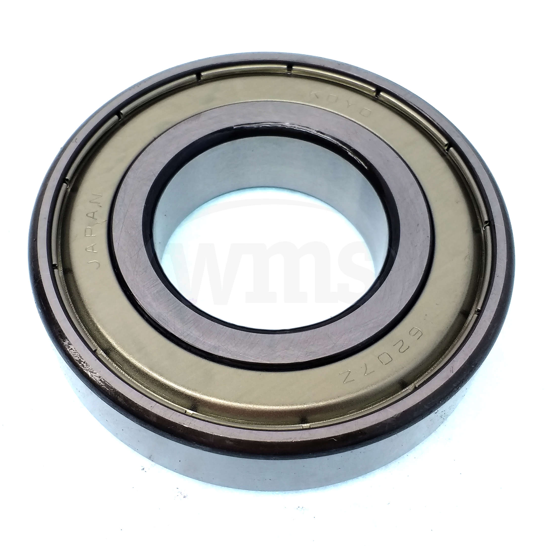 6207ZZC3 Koyo Ball Bearing, Shielded 5