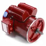 Replacement motors for poultry feed auger drive systems