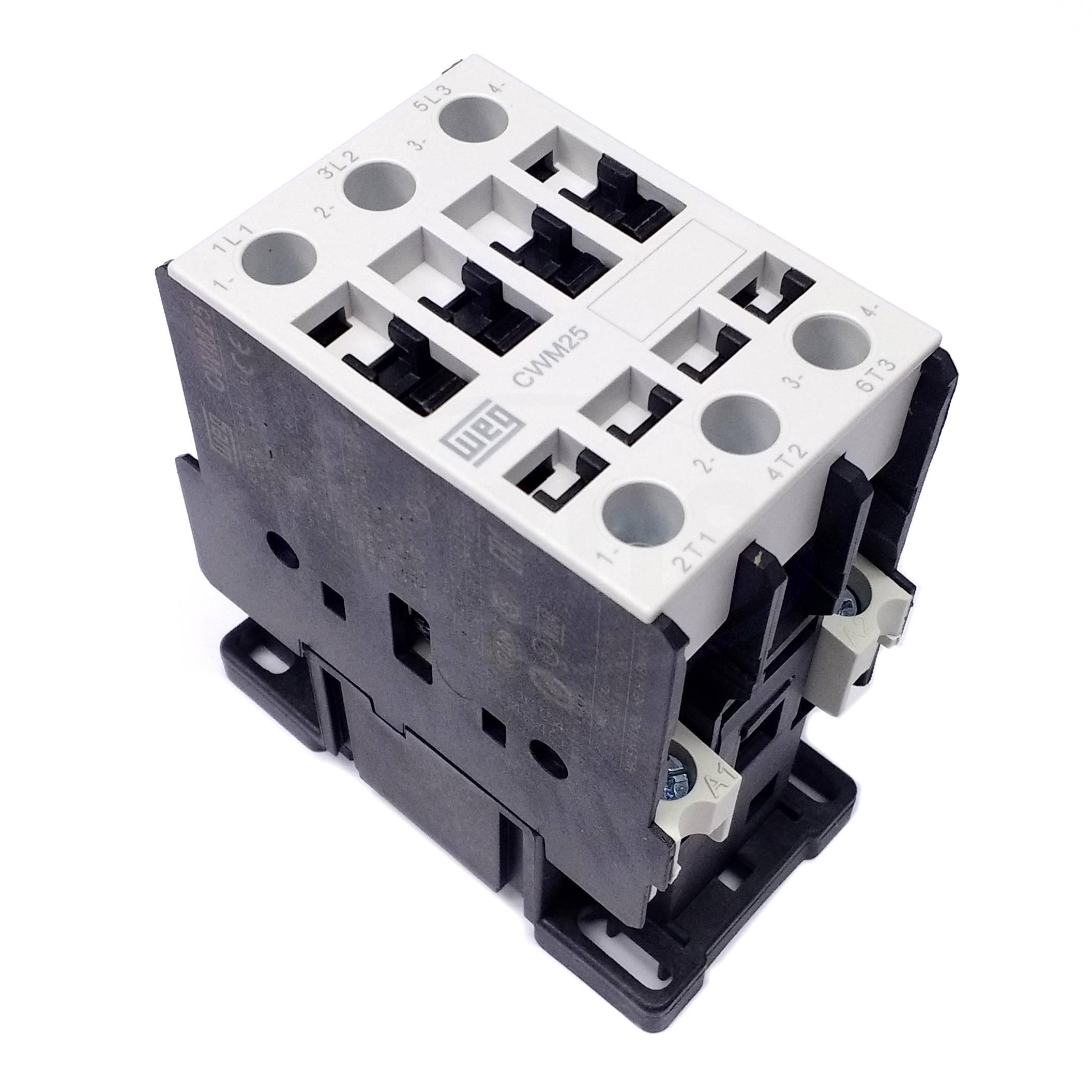 CWM25-00-30V24 WEG 3-Pole IEC Standard Contactor 1
