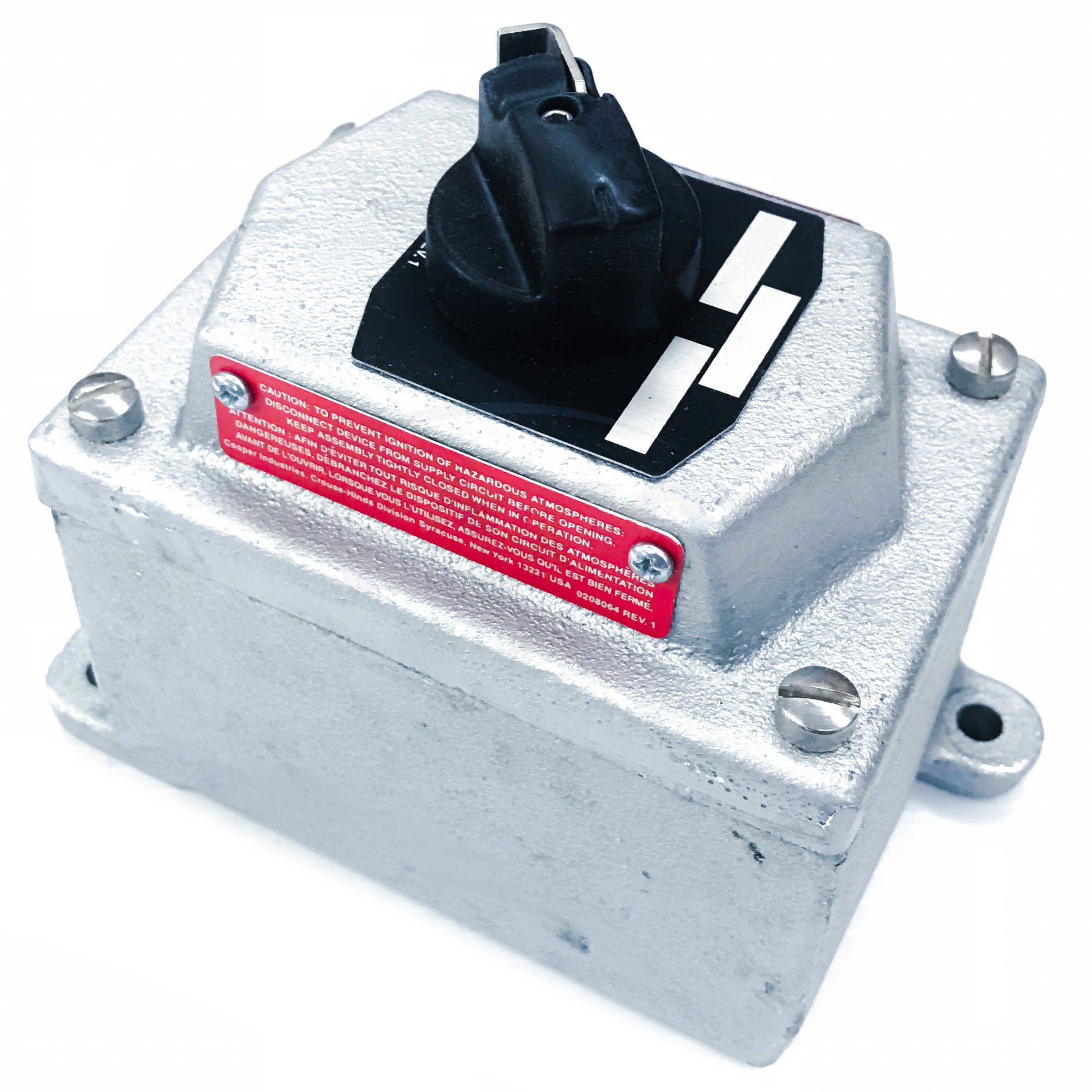 EDS21274 Crouse-Hinds Selector Switch
