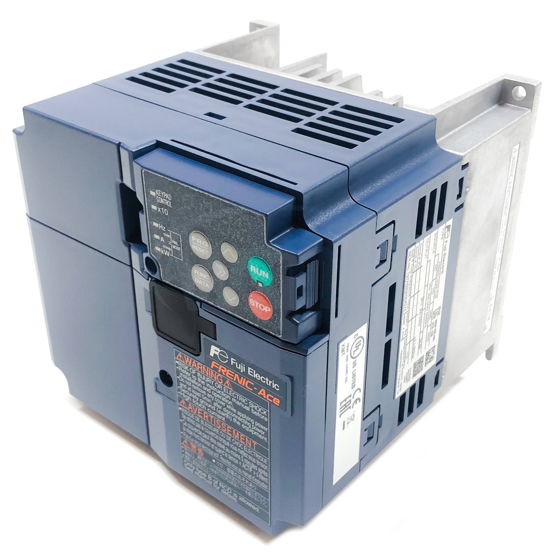 FRN0011E2S-7GB 3 HP Fuji FRENIC-ACE Variable Frequency Drive (VFD)