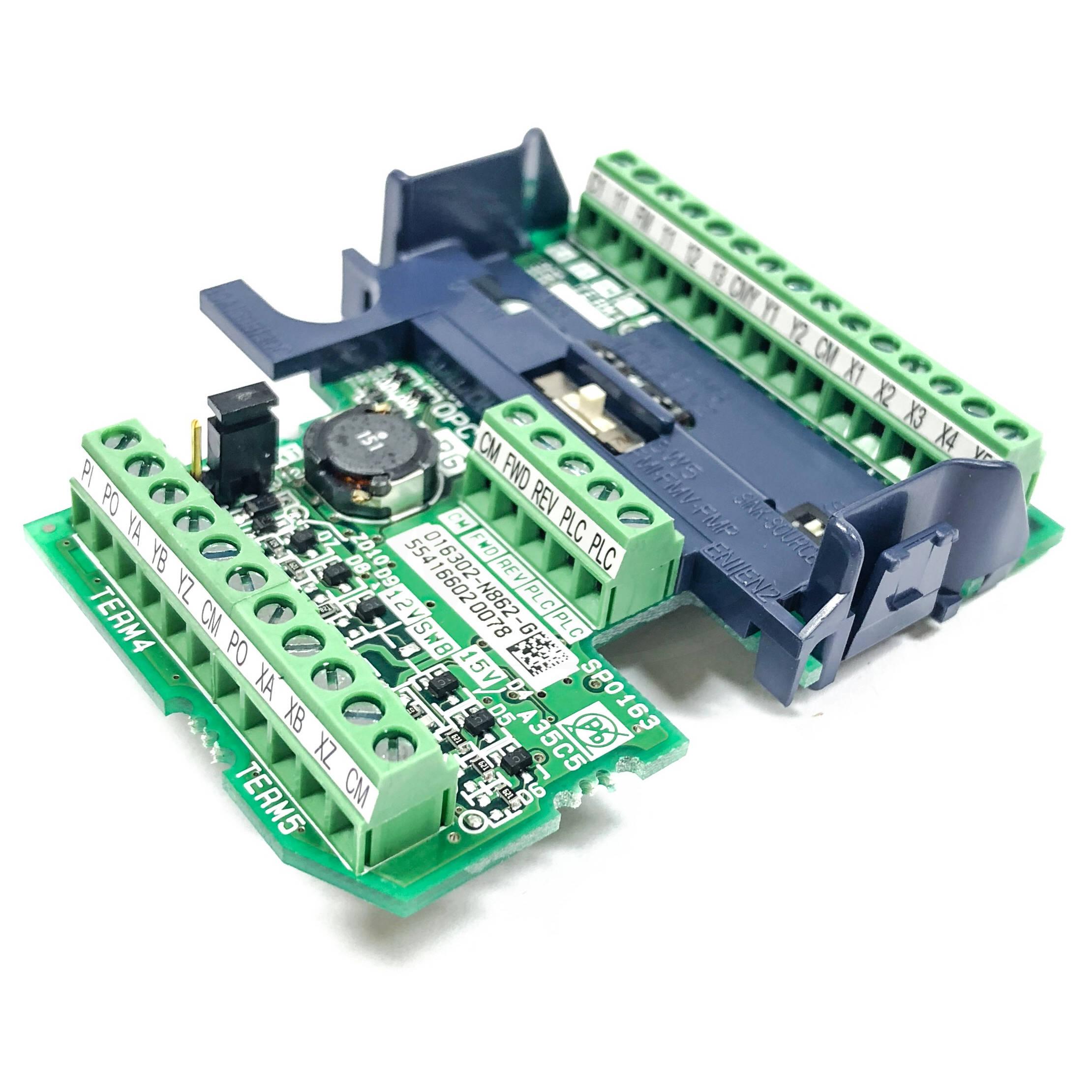 Fuji OPC-E2-PG PG Interface Card (5V)