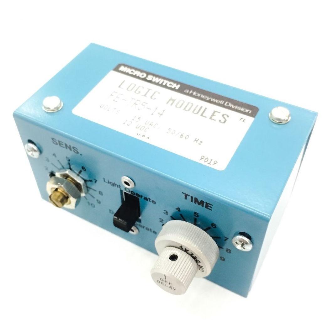 Honeywell Micro Switch Fe Tr5 14 Tr Logic Module Microswitch