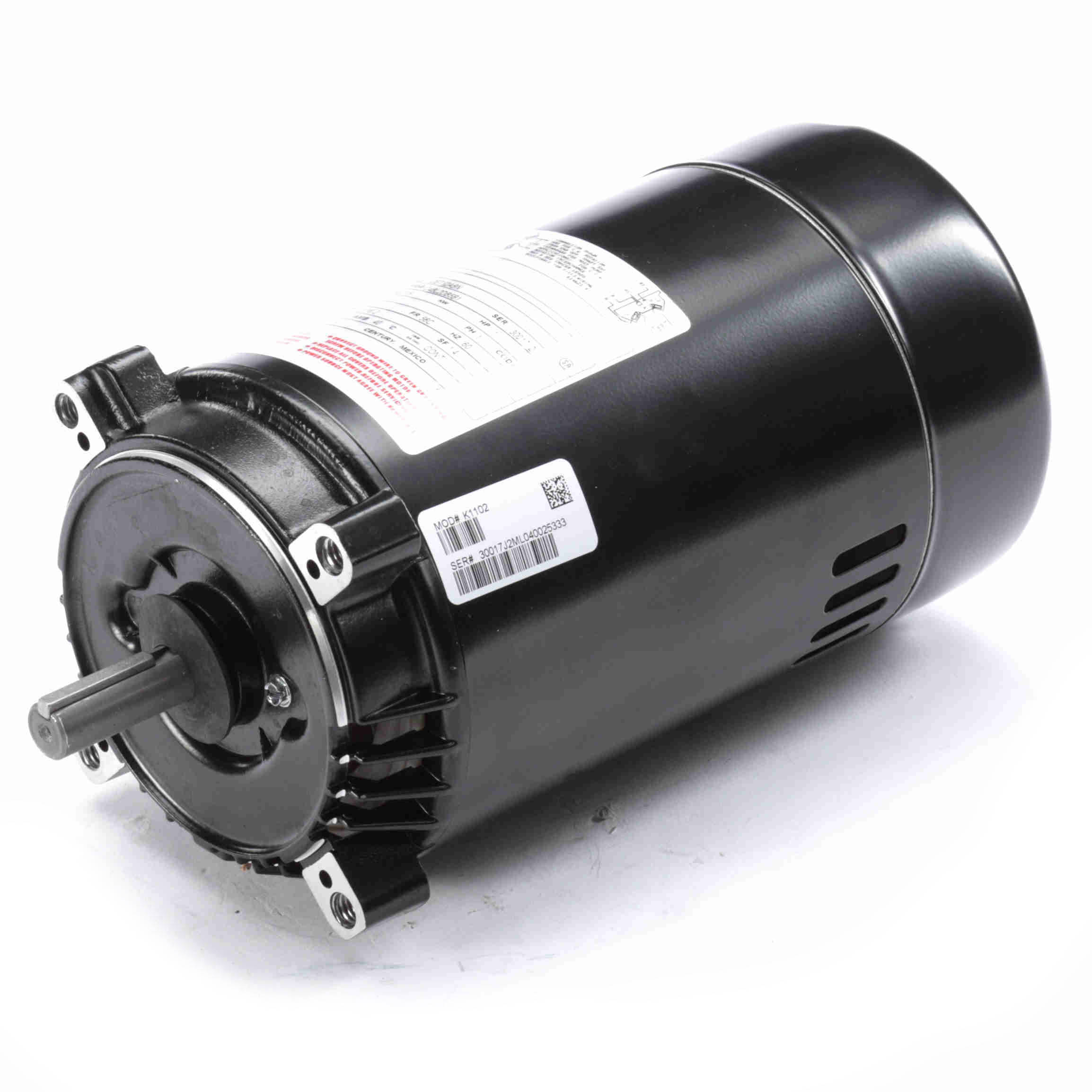 K1102 Century 1hp Pool Spa Jet Pump Electric Motor 3450rpm