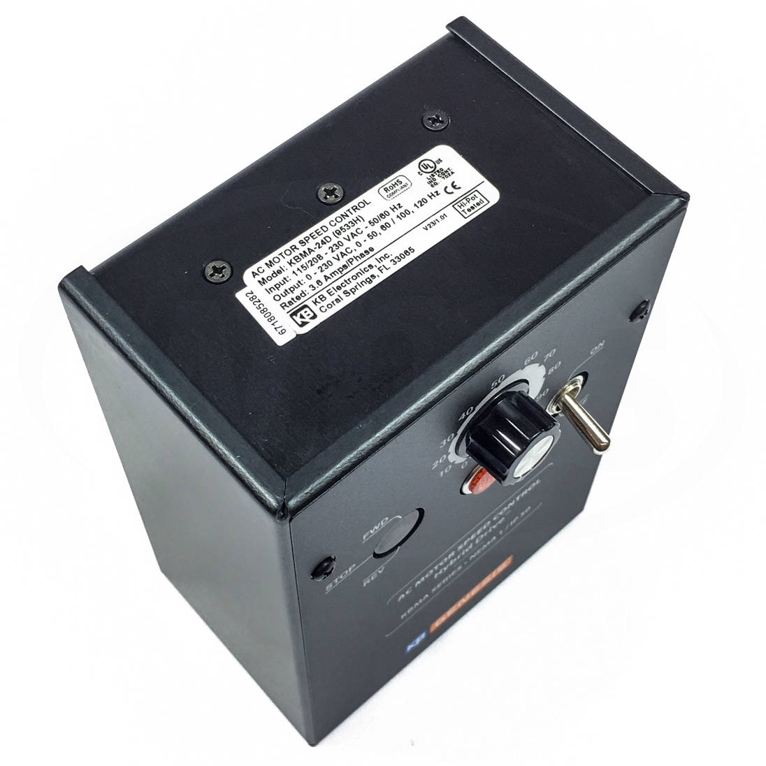 KB Electronics 9533 Adj Frequency Drive, KBMA-24 5