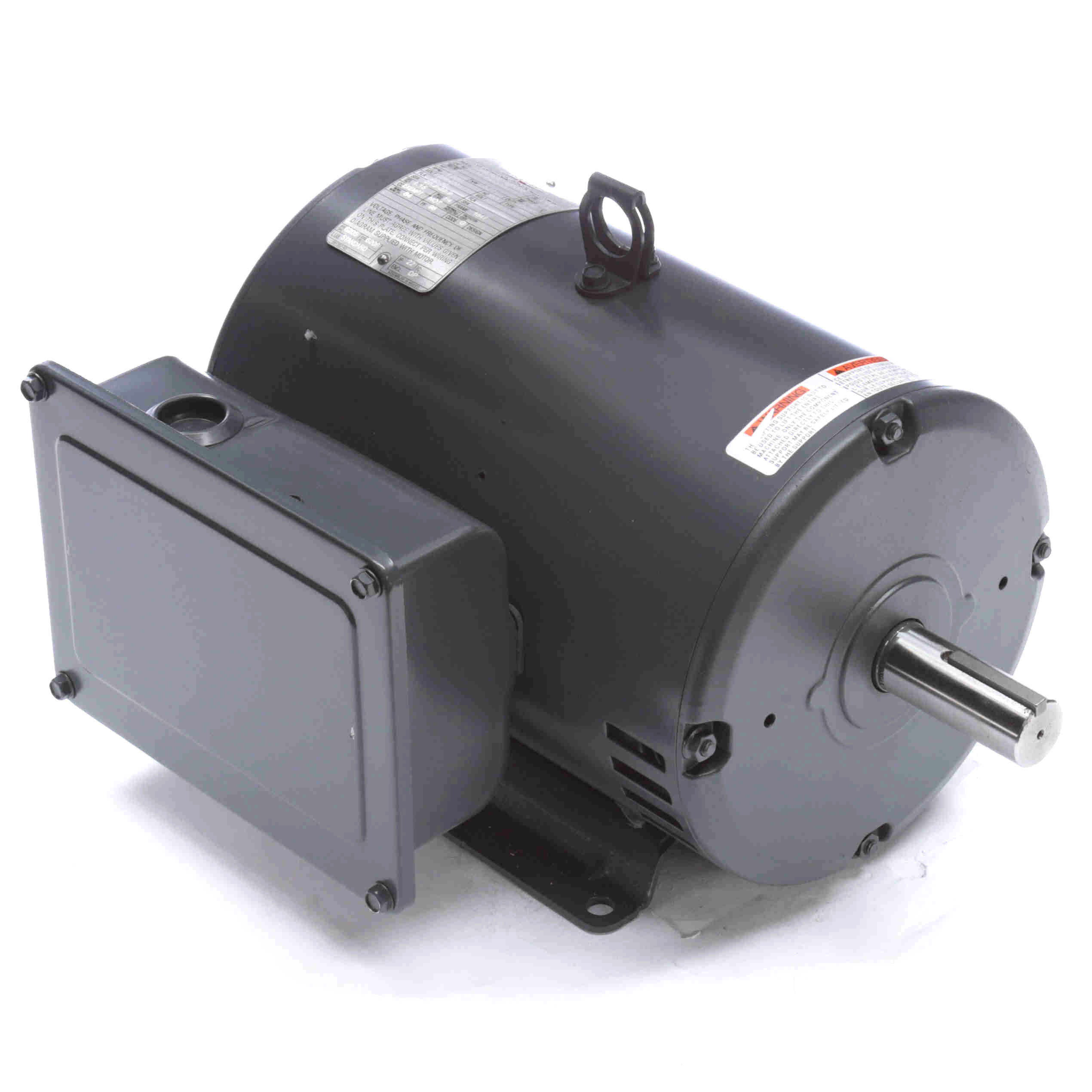 LM24682 Lincoln 5HP Electric Motor, 1800RPM