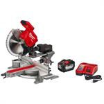 Milwaukee 2739-21HD M18 FUEL™ 12^ Dual Bevel Sliding Compound Miter Saw Kit