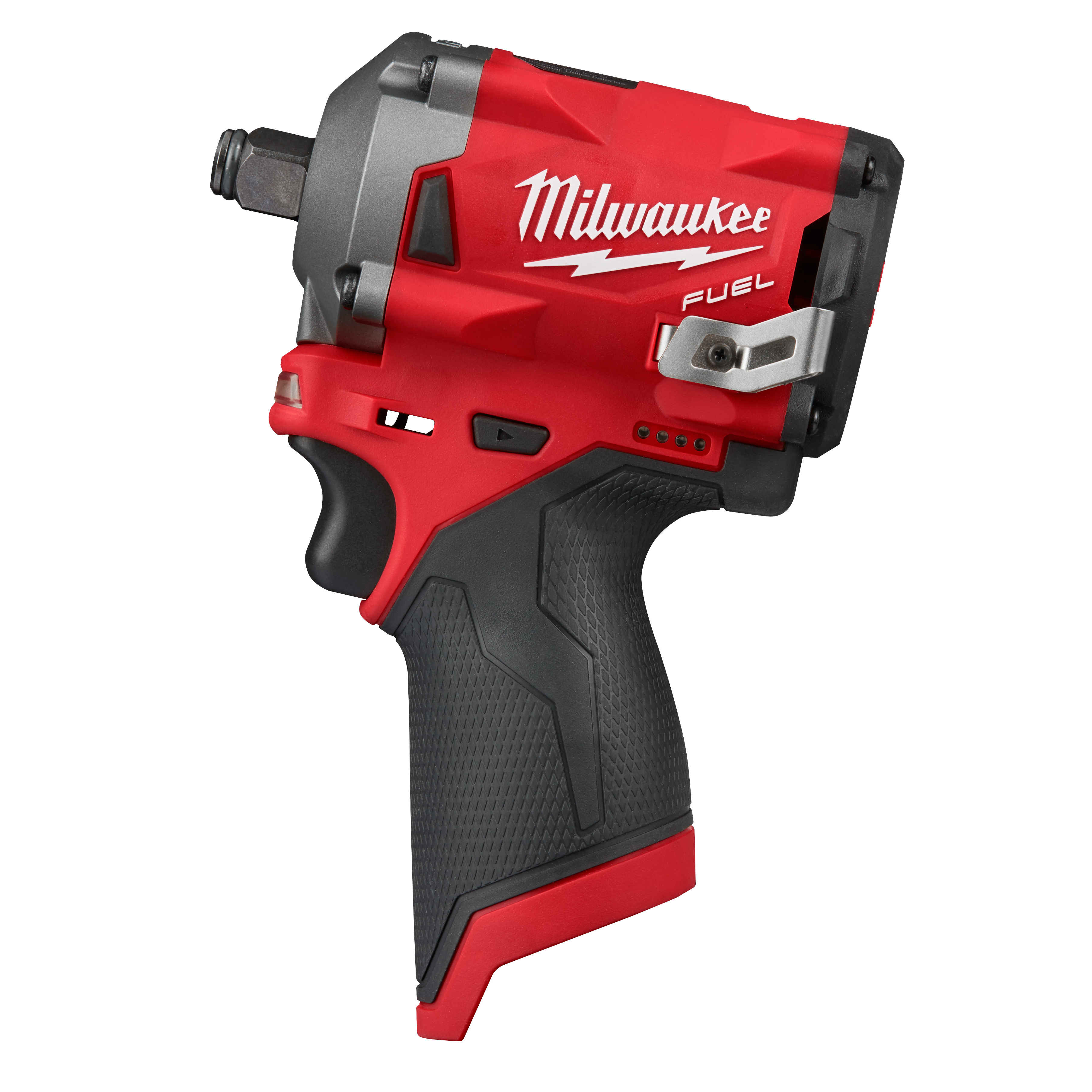 Milwaukee M12 FUEL 1/2' Stubby Impact Wrench 1