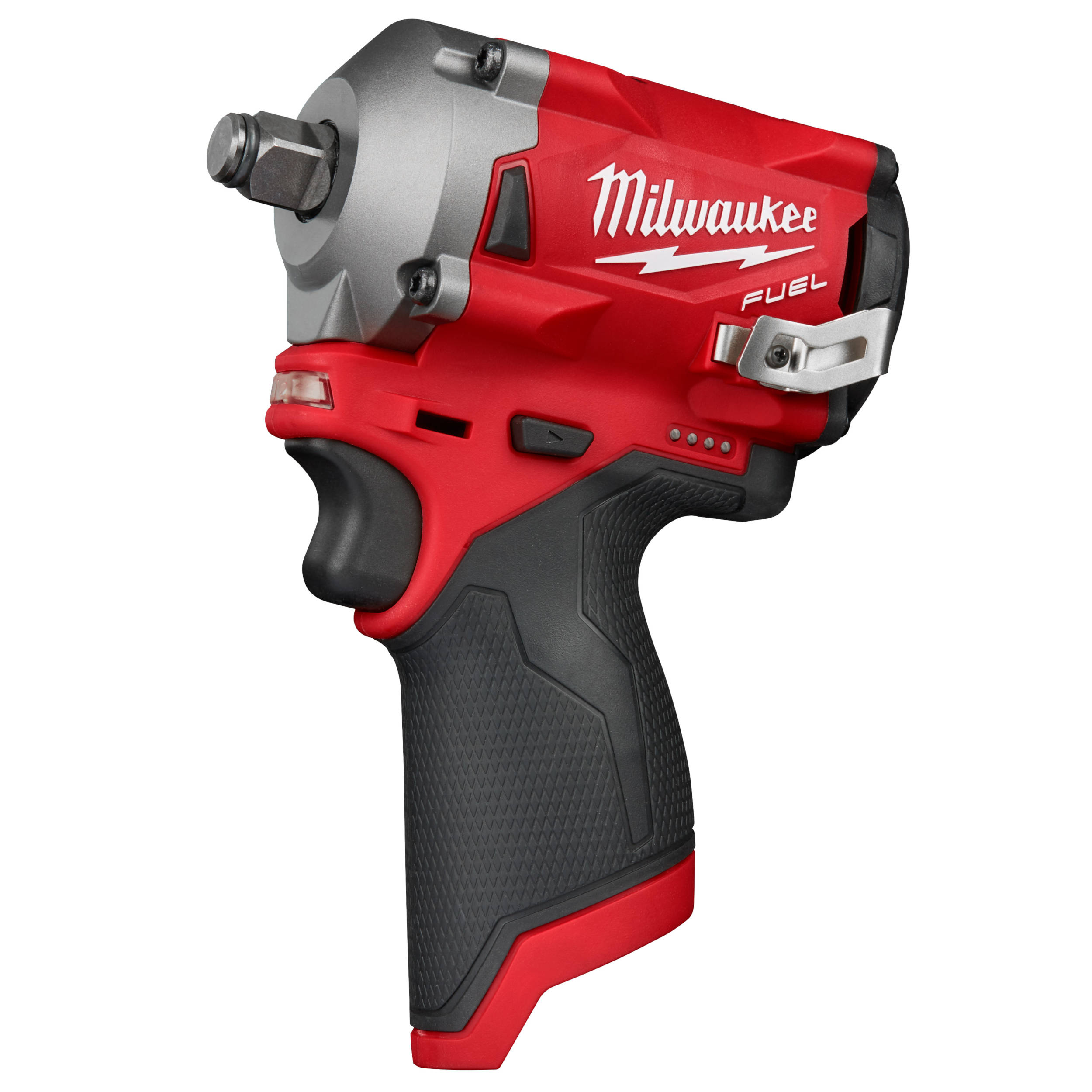 Milwaukee M12 FUEL 1/2' Stubby Impact Wrench 2
