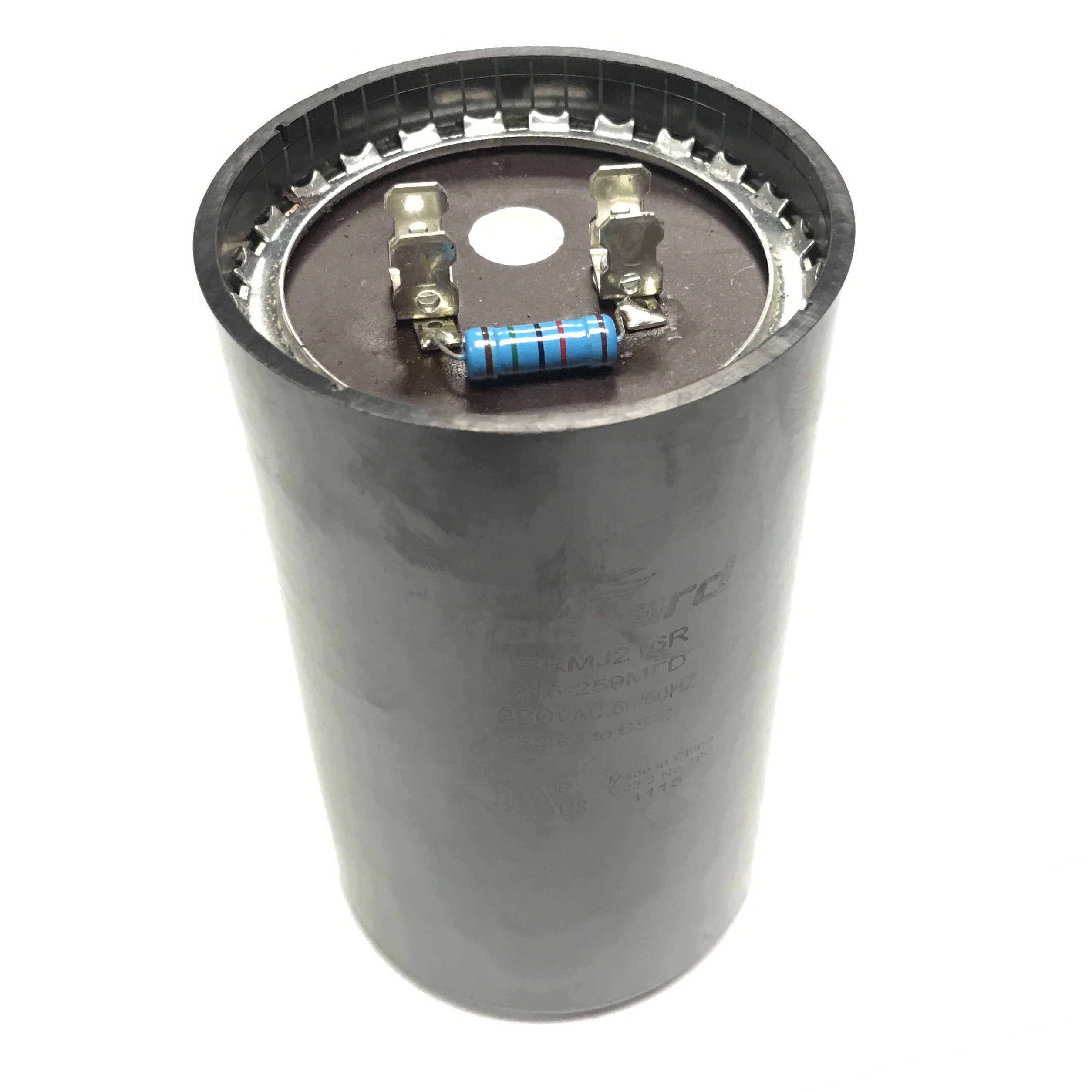 PRMJ216R Packard Start Capacitor, Mfd 216-259 uF